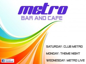 Chiang Mai Gay Guide - Metro Bar and Cafe