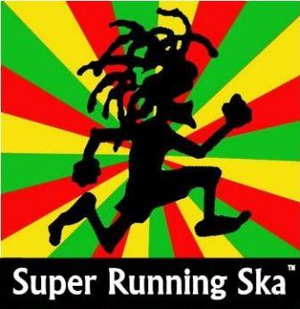 Logo Chiang Mai band: Super Running Ska