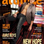 Attitude Thailand Magazine Hune 2011 Front Cover