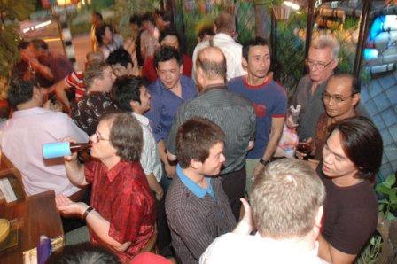 Soho Bar Party