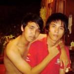 Two sweet Shan Boys