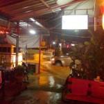 Flood at Sleaze Alley