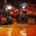 Thapae Soi 1 Flooding