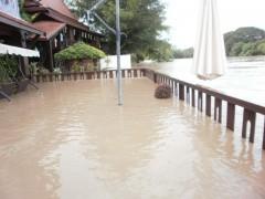 River Ping flood Club One Seven