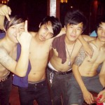 Hunky Shan Guys - Chiang Mai gay hustlers