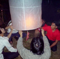 Khom Loy Launch