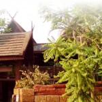 Lanna Style roofs