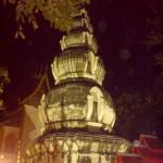 Stupa at Wat Ku Tao
