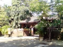 Radchada Cafe Entrance
