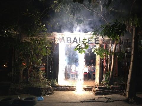 Sabbaidee Santitham Chiang Mai restaurant and Pub