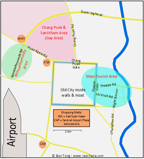 Chiang Mai Map V2 April 2014 (480px)