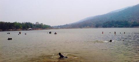 Huai Tung Thao Lake