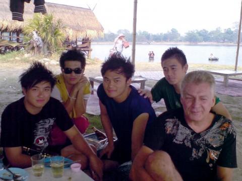 Fun at Huai Tung Thao