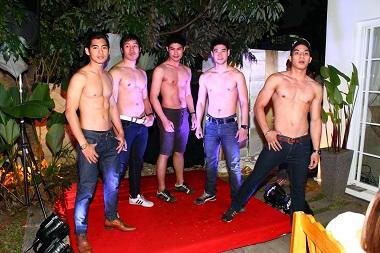 Mansfield Hot Male sexy boys