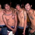 Shan (Tai Yai) Boys in Chiang Mai