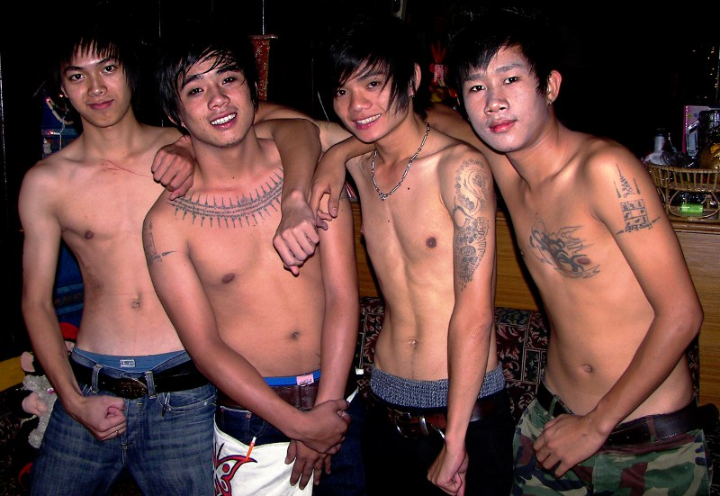 Thailand gay boys