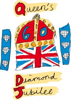 Diamond Jubilee Logo