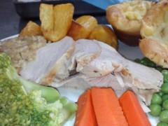 Roast Turkey at The Pub