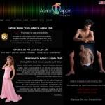 Adam's Apple Club Website
