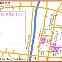chiang mai night bazaar gay map november 2017