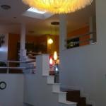 Sixty Nine Club entrance hall
