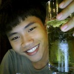 Thai Gay boy says cheers
