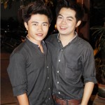 Cute Thai gay boys