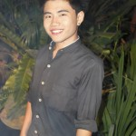 Smiling Thai Gay boy