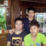 Thai guys in Gay Chiang mai