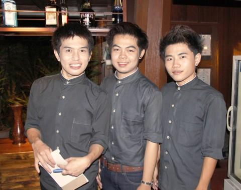 Radchada Cafe Staff