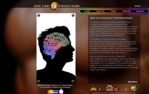 gay web designers in Chiang Mai