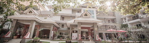 The-Opium Serviced Apartments in Chiang Mai