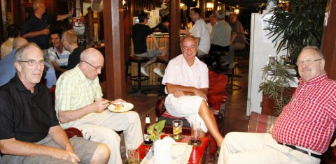Party at Radchada Garden Cafe