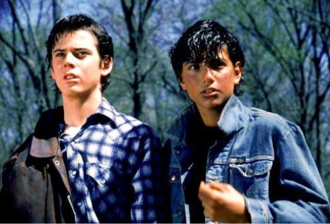 The Outsiders - Johnny and Pony Boy