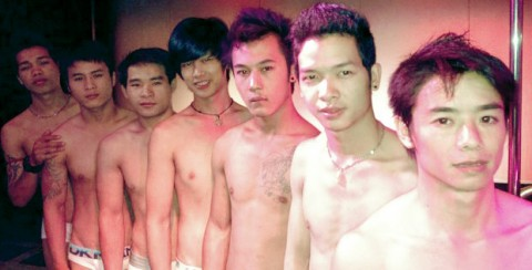 Adams Apple Club Gay  Boys Chiang Mai