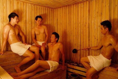 Club One Seven Gay Sauna - Cute sexy boys in Chiang Mai