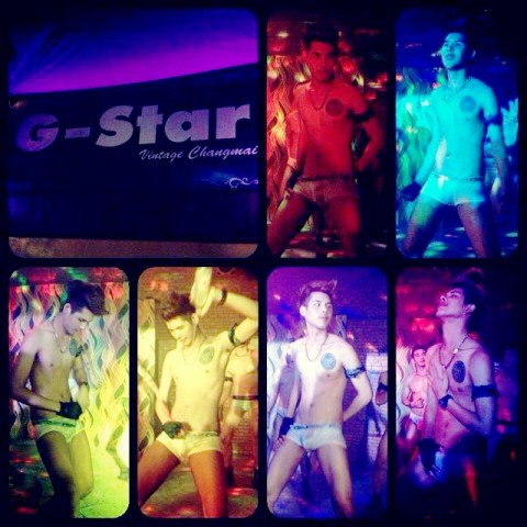 G-Star Vintage - Gay Club in Chiang Mai