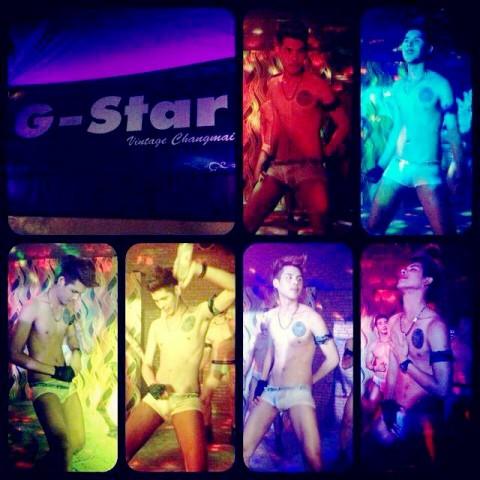 G-Star Vintage - Gay Club in Chiang Mai