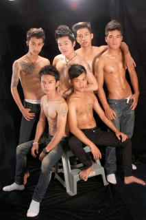 Gay Chiang Mai Boys at Adam's Apple Club