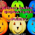 Haloween Party at Soho Gay Bar in Chiang Mai