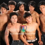 Gay Club Adam's Apple Chiang Mai - handsome go-go boys