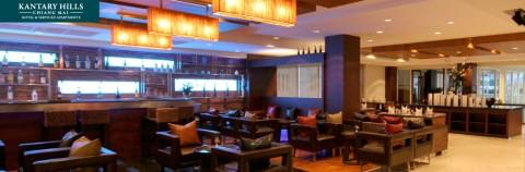 Nimman Bar and Grill at Kantary Hills Hotel Chiang Mai