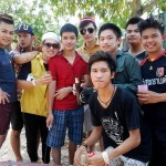 Phayao Boys at Radchada Garden Cafe