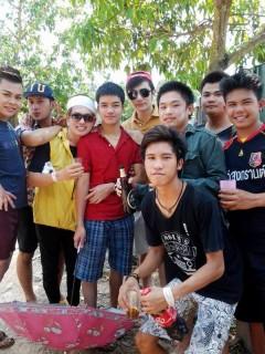 Phayao Boys at Radchada Garden Cafe