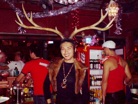 "Fun Memories - ""I'm a Reindeer"" at Friendship Bar - The Peak"