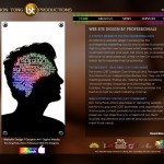 Website Design for gay business By Bon Tong Productions