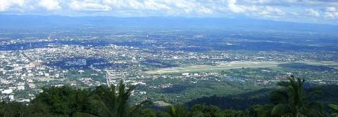 Chiang Mai City Landscape