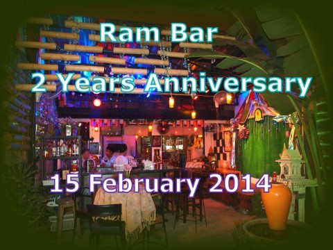 Ram Bar 2 Year Anniversary