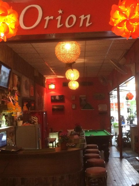 Orion Bar - Gay Friendly Bar in Chiang Mai