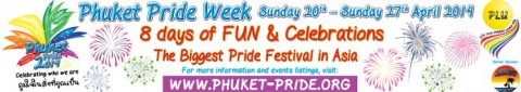 Phuket Gay Pride 2014 Soi Paradise Party